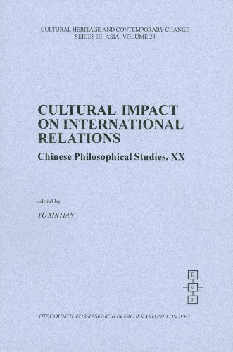 9781565181762: Cultural Impact on International Relations (Chinese Philosophical Studies)