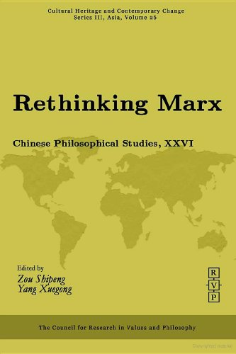 9781565182448: Rethinking Marx: Chinese Philosophical Studies, XXVI, (Ser. III Vol. 26)