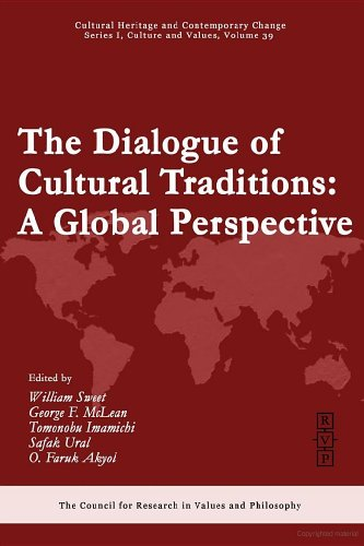 9781565182585: The Dialogue of Cultural Traditions: Global Perspective (Cultural Heritage and Contemporary Change Series I, Culture and Values)