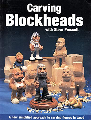 9781565230699: Carving Blockheads: A New Approach to Carving Creativity