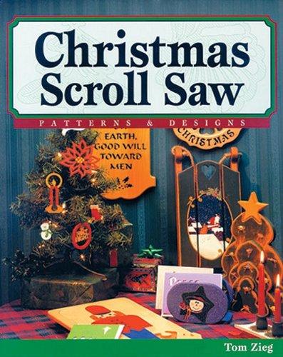 9781565230934: Christmas Scroll Saw Patterns: Patterns & Designs