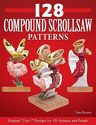 9781565231399: 128 Compound Scroll Saw Patterns: Original