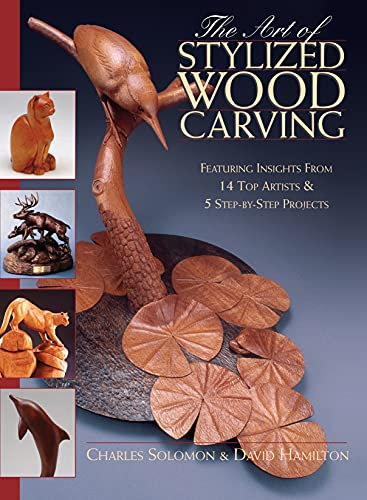 9781565231740: The Art of Stylized Wood Carving