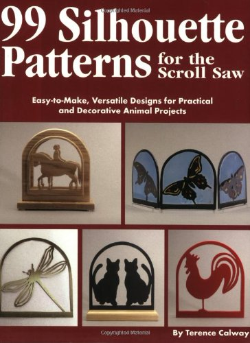 9781565231764 Silhouette Patterns For The Scroll Saw Easy To Make