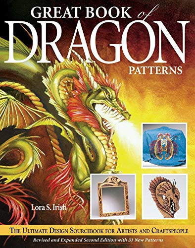 9781565232310: Great Book of Dragon Patterns 2nd Edition: The Ultimate Design Sourcebook for Artists and Craftspeople