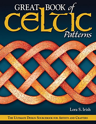 9781565233140: Great Book of Celtic Patterns: The Ultimate Design Sourcebook for Artists and Crafters