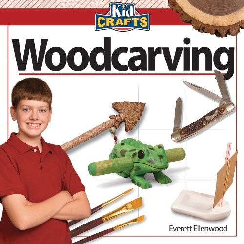 9781565233669: Woodcarving (Kid Crafts)