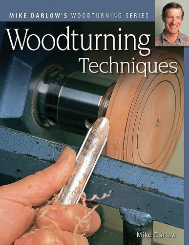 9781565233867: Woodturning Techniques (Mike Darlow's Woodturning Series)