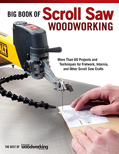 9781565234260 Big Book Of Scroll Saw Woodworking More Than 60