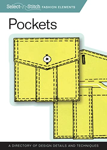 9781565235533: Pockets: A Directory of Design Details and Techniques (Select-n-Stitch)