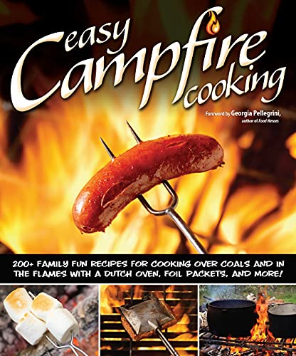 Easy Campfire Cooking: Couch, Peg