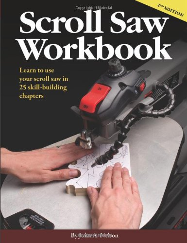 9781565237667: Scroll Saw Workbook