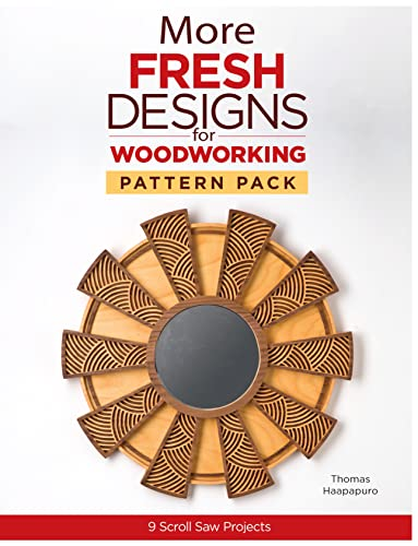 9781565237674 More Fresh Designs For Woodworking Pattern
