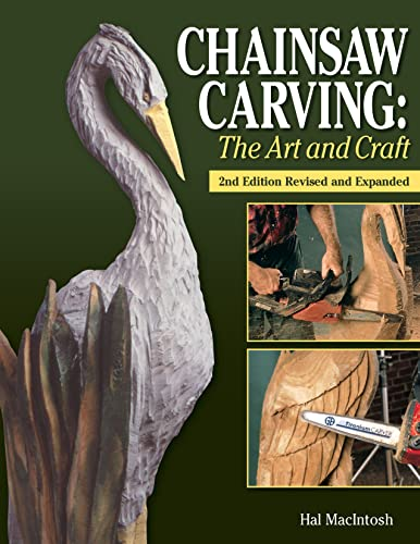 9781565237704: Chainsaw Carving: The Art and Craft