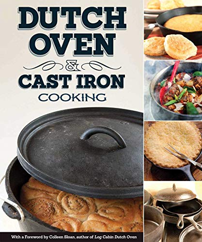 Dutch Oven & Cast Iron Cooking: Couch, Peg
