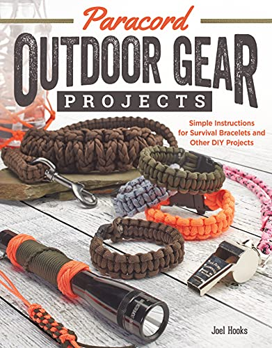 9781565238466: Paracord Outdoor Gear Projects