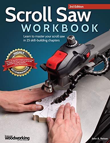 9781565238497: Scroll Saw Workbook, 3rd Edition