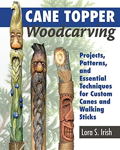 9781565239593: Irish, L: Cane Topper Wood Carving
