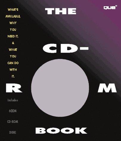 The CD-ROM Book: Joel Sloman; S.