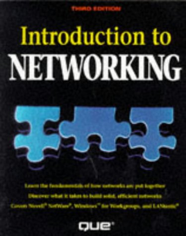 9781565298248: Introduction to Networking