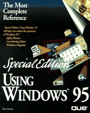 Special Edition Using Windows 95: Ron Person