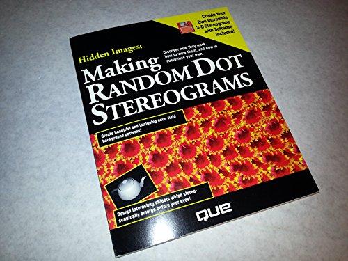 9781565299948: Hidden Images: Making Random Dot Stereograms/Book and Disk