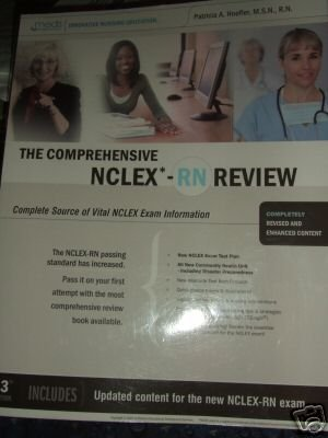 9781565335134: Comprehensive NCLEX-RN Review