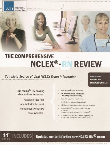 comprehensive nclex questions most like the nclex - HD1263×1624
