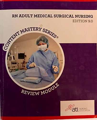 RN Adult Medical Surgical Nursing Edition 9.: PAMELA ROLAND