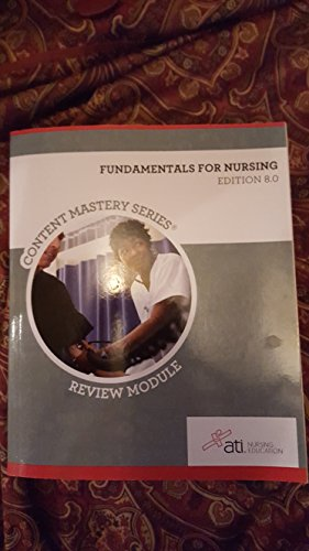 9781565335424: Fundamentals of Nursing Review Module by Author (2013-08-02)