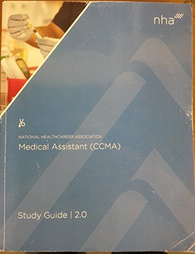 Medical Assistant Certification Study Guide - Basic Instruction Manual •