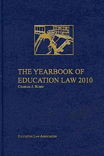 The Yearbook of Education Law 2010