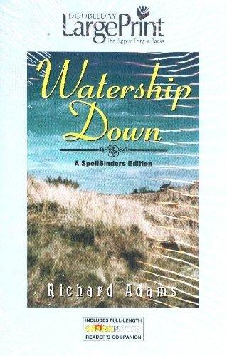 9781565440173: Watership Down