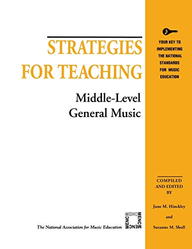 9781565450844: Strategies for Teaching Middle-Level General Music (Strategies for Teaching Series)