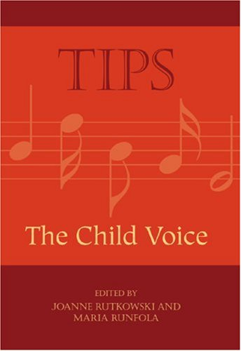 9781565451056: TIPS: The Child Voice (TIPS Series)
