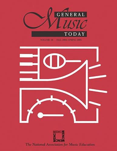 General Music Today Yearbook (Paperback): Menc The National Association for Music Education