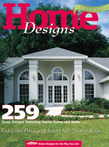 9781565470460: Home Designs Featuring Master Suites and Baths