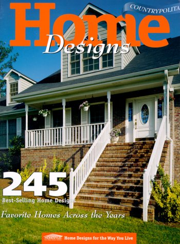 9781565470996: Countrypolitan Home Designs: 245 Best-Selling Home Designs, Favorite Homes Across the Years