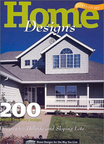 9781565471047: Two-Story Living: 200 Terrific Two-Story Designs (Home Designs)