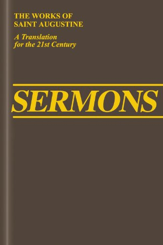 9781565480285: Sermons 341-400 (Vol. III/10) (The Works of Saint Augustine: A Translation for the 21st Century)