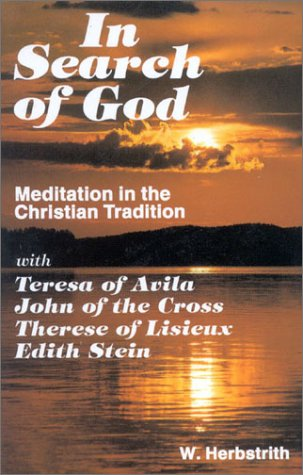 9781565480674: In Search of God: Meditation in the Christian Tradition