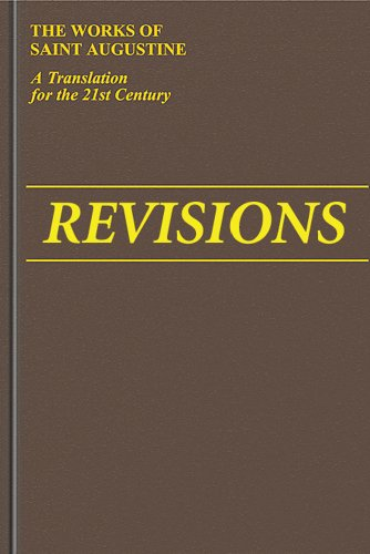 Revisions (Hardcover): Saint Augustine of Hippo