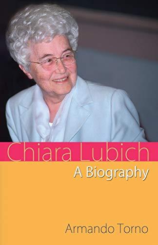9781565484535: Chiara Lubich a Biography
