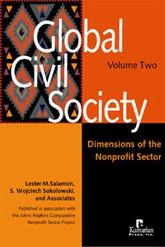9781565491847: Global Civil Society: Dimensions of the Nonprofit Sector, Volume 2