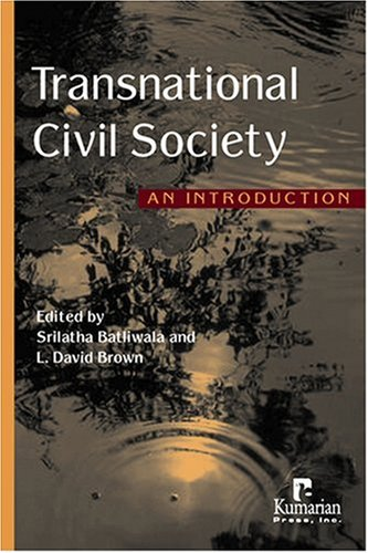 9781565492103: Transnational Civil Society: An Introduction