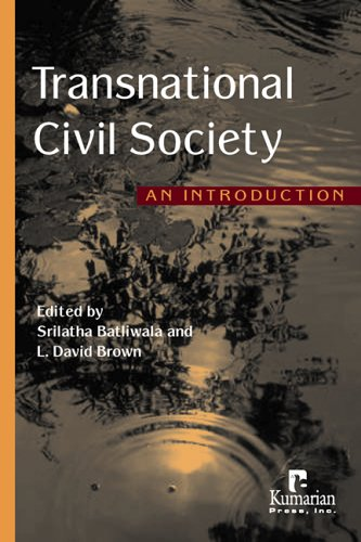 9781565492110: Transnational Civil Society: An Introduction