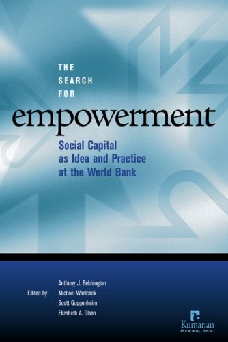 The Search For Empowerment: Social Capital as