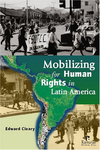 9781565492424: Mobilizing for Human Rights in Latin America