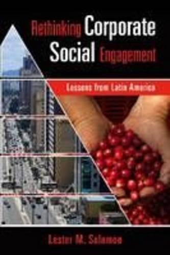 9781565493148: Rethinking Corporate Social Engagement: Lessons From Latin America