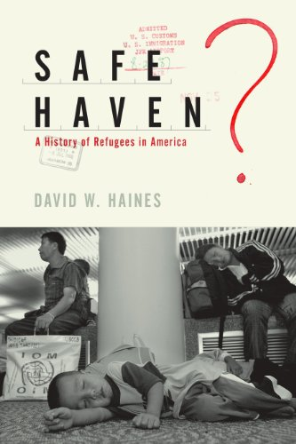 9781565493315: Safe Haven?: A History of Refugees in America